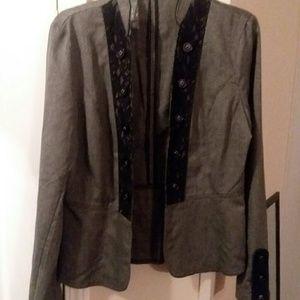 Maurices Blazer Long Sleeve